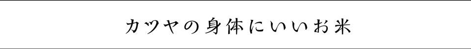 オーガニックライス-有機米